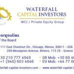 Waterfall Capital Investors - Επαγγελματικές Κάρτες